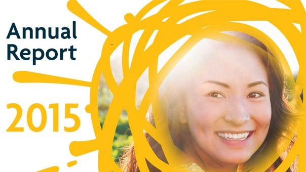 Sun Life Financial's 2015 Annual Report