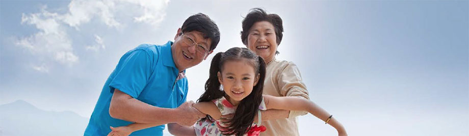 The Chung-Sun Family