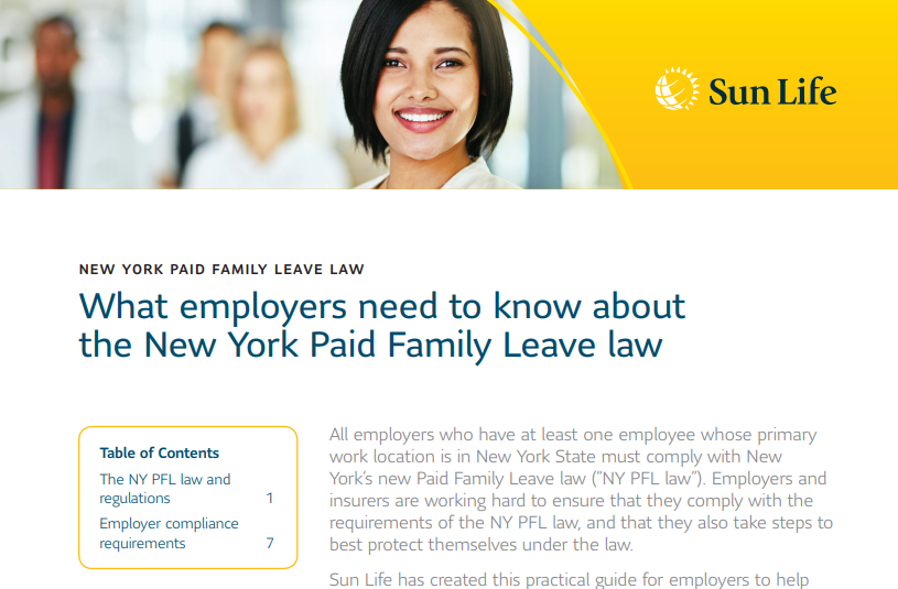 What employers need to know about NY PFL