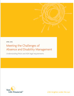 Challenges of Absence and Disability Management