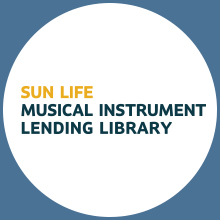 Sun Life Financial Musical Instrument Lending Library