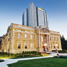 Sun Life Financial Canadian head office, Kitchener-Waterloo, Ontario