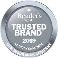 Reader's Digest Trusted Brand 2019