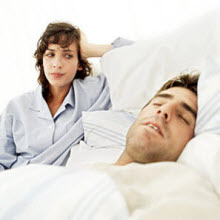 Can snoring be stopped