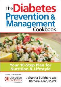 Image of the Diabetes Prevention and Management Cookbook