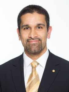 Image of Chhad Aul, assistant vice-president, portfolio management at Sun Life Global Investments.
