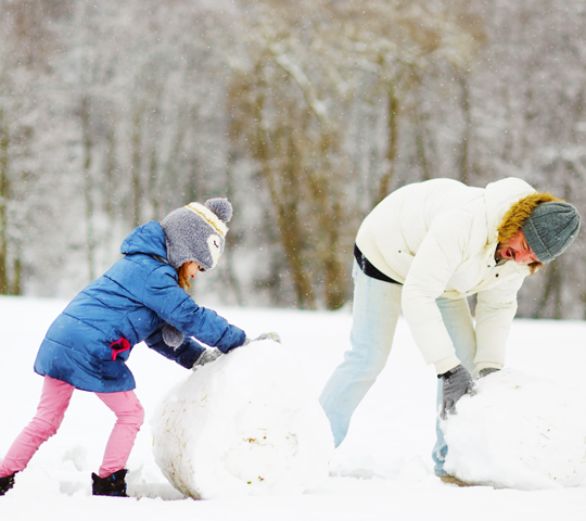 8 ways to keep fit and healthy this winter