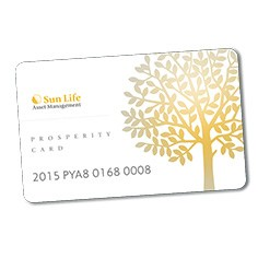 Sun Life Prosperity Card is the perfect gift for those who want to start investing