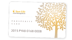 Give the gift of investment with Prosperity card